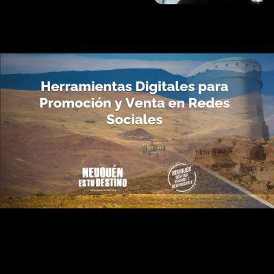 La Dirección de Turismo continúa con capacitaciones virtuales