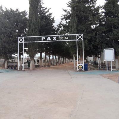 La situación del cementerio de Huincul se solucionaría con la terminación de los nichos