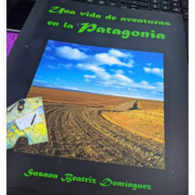 Susana Domínguez tiene a la venta su libro