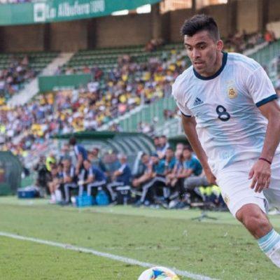 El Zapalino Acuña irá de titular en la Selección