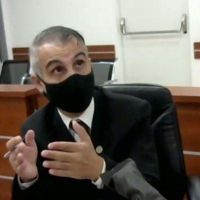 Escándalo: Allanaron casa de juez de garantías