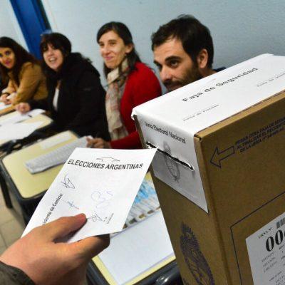 Cronograma electoral: Cuándo y qué se vota
