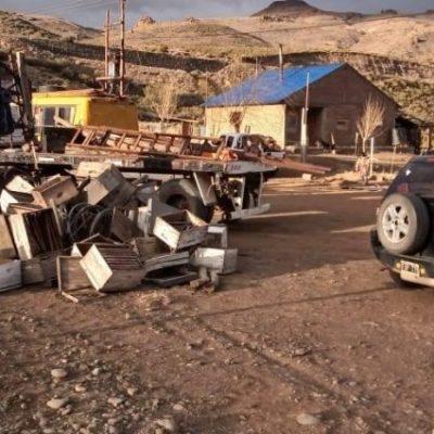 Familia continúa el reclamo por tierras en Villa Nahueve