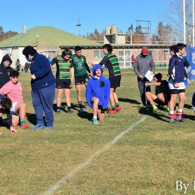 8 jugadores de Dinos RC en la pre-selección del Alto Valle
