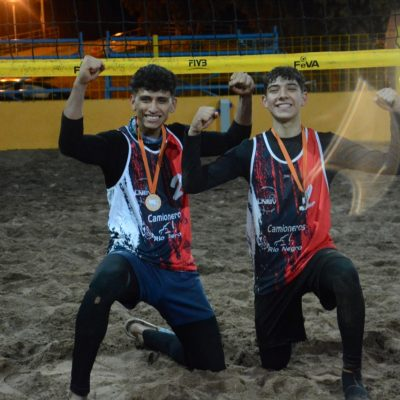 """Beach Voley: La """"Copa Petrolera"""" ya tiene ganadores"""