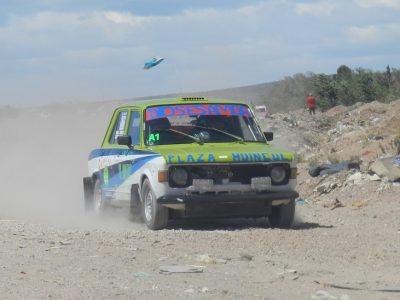 82 autos para el Rally de Zapala