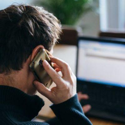 Víctima de estafa telefónica advierte sobre el delito