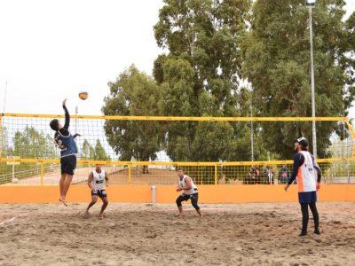 Se jugará el clasificatorio a la Copa Argentina de Beach Vóley