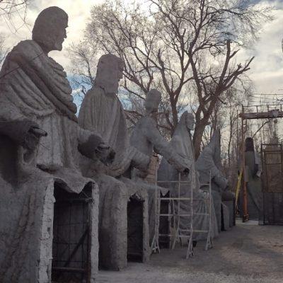 Cutral Co lucirá una nueva escultura gigante