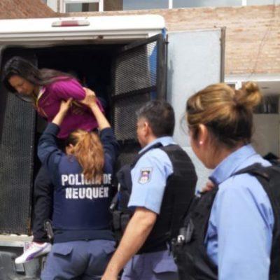 La cabo Magali Hernández continúa perteneciendo a la Fuerza Policial