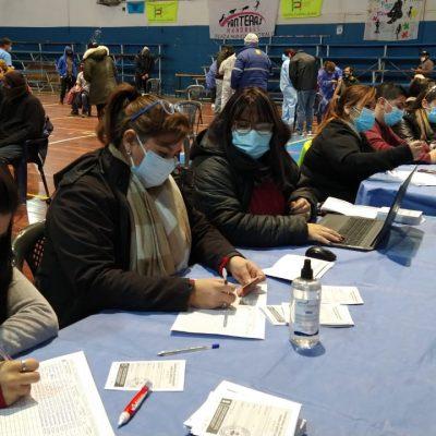 El sábado continúa la vacunación a demanda en la comarca