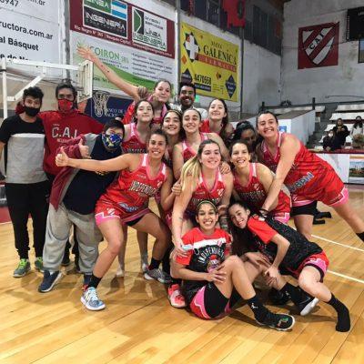 Con 17 puntos de Giane, Independiente pasó de ronda