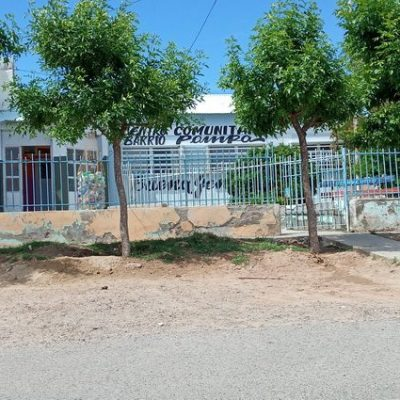 Robaron en la obra de la sede del B° Pampa