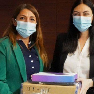 Centros de Salud de la comarca recibieron electrocardiógrafos