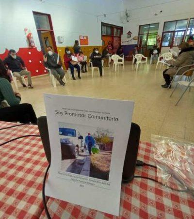 Continúan las actividades por el «mes de la lactancia materna»