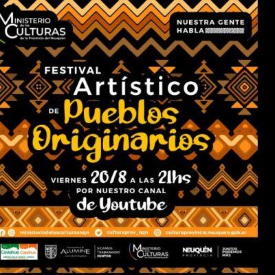 Festival artístico de Pueblos Originarios