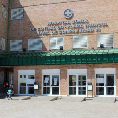 Se licitará la ampliación y reforma de la guardia del Hospital Cutral Co-Plaza Huincul