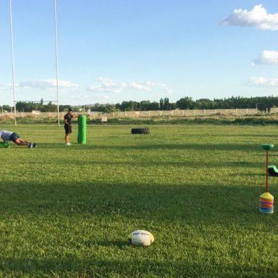 Neuquén tendrá la primera cancha de rugby de césped sintético de la Patagonia