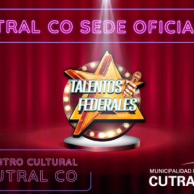 """Se viene un nuevo casting de """"Talentos Federales"""""""