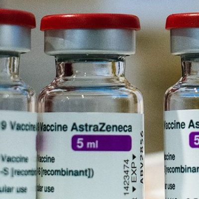 Arribó a la provincia un nuevo envío de 7.800 vacunas AstraZeneca