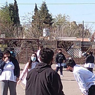 El día del estudiante se festejó en el CPEM 58