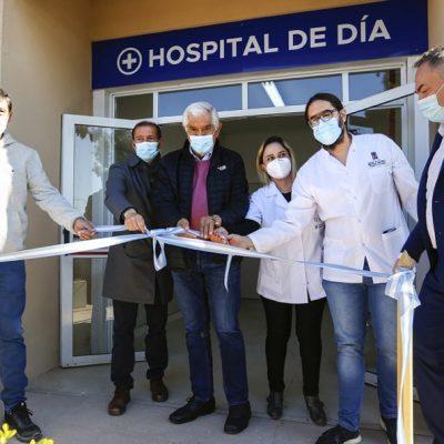 """Gutiérrez en Huincul se refirió al """"exitoso el proceso de vacunación"""""""