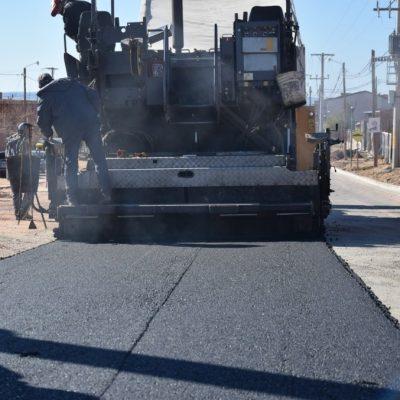 Están disponibles los montos de obras de asfalto para acordar formas de pago más convenientes