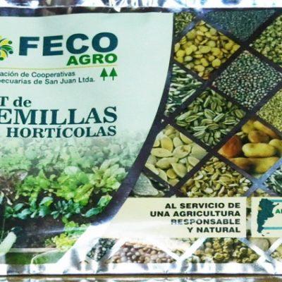 En Cutral Co renuevan la entrega de semillas para huertas familiares