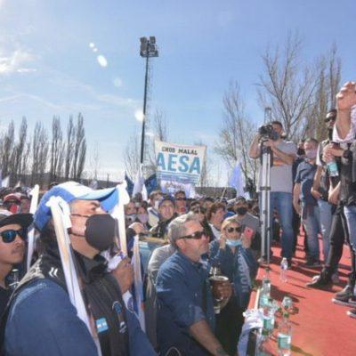 Pereyra criticó con dureza el proyecto para anular las indemnizaciones