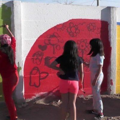 Murales y espectáculos musicales entre las actividades de este fin de semana