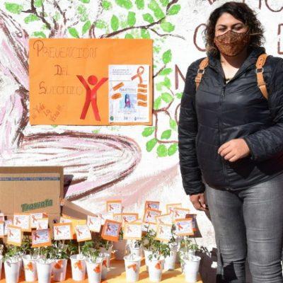 Bajo el lema «Vive la Vida» se realizaron actividades al aire libre