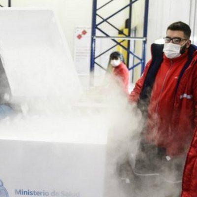 Se distribuirán a todo el país más de 1.400.000 dosis de Sputnik V componente 2, Pfizer, Moderna y CanSino
