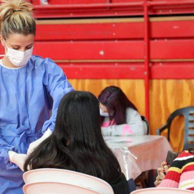 COVID-19: comenzó la vacunación a menores de 18 años sin factores de riesgo