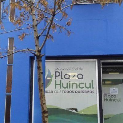 Huincul reformuló su estructura municipal