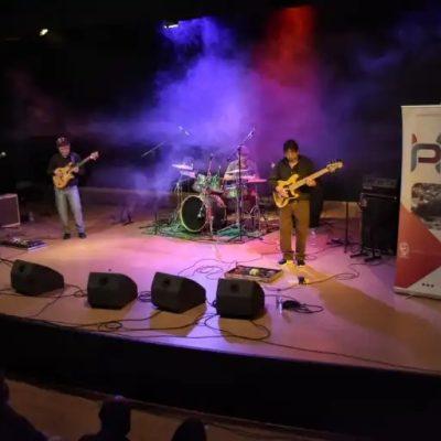 Suárez en la fiesta provincial del jazz: «Hoy vibró el escenario del Gregorio Álvarez»