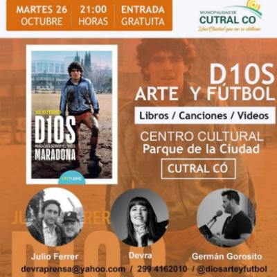 D10S Arte y Fútbol