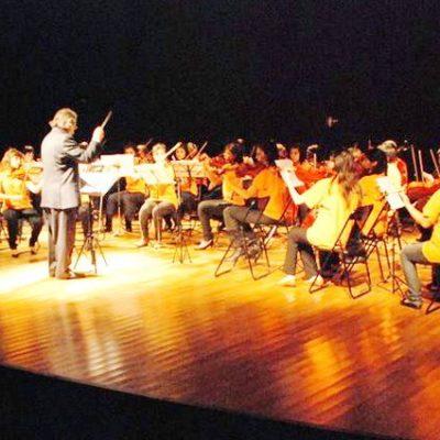 Segunda convocatoria para ingresar a la Orquesta de los Chic@s
